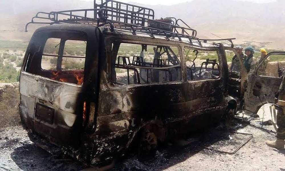 Foreign tourists attacked in western Afghanistan | The Guardian