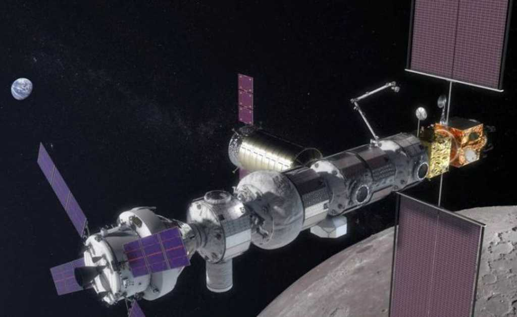NASA says it's building a gateway to the Moon—critics say it's just a gate | Ars Technica
